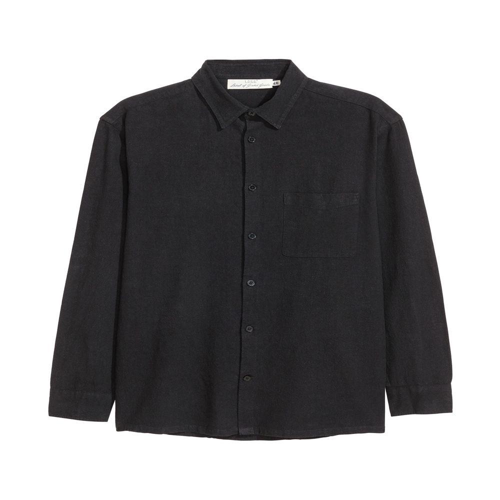 پیراهن مردانه اچ اند ام کد 2211