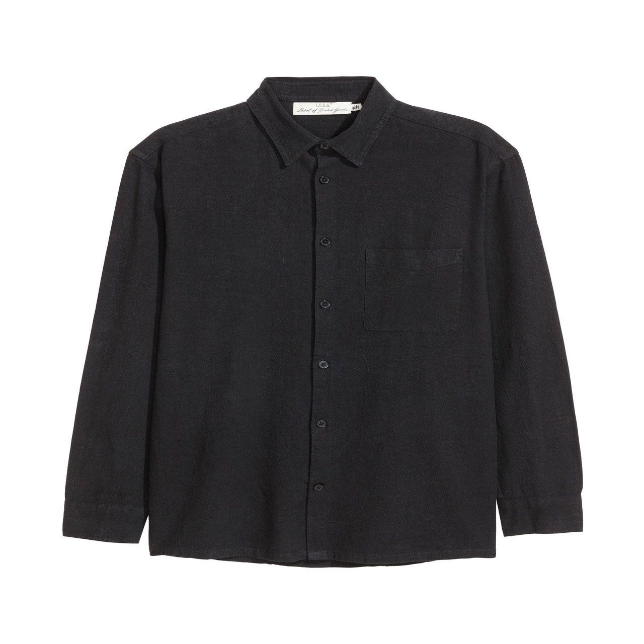 پیراهن مردانه اچ اند ام کد 2211 -  - 2