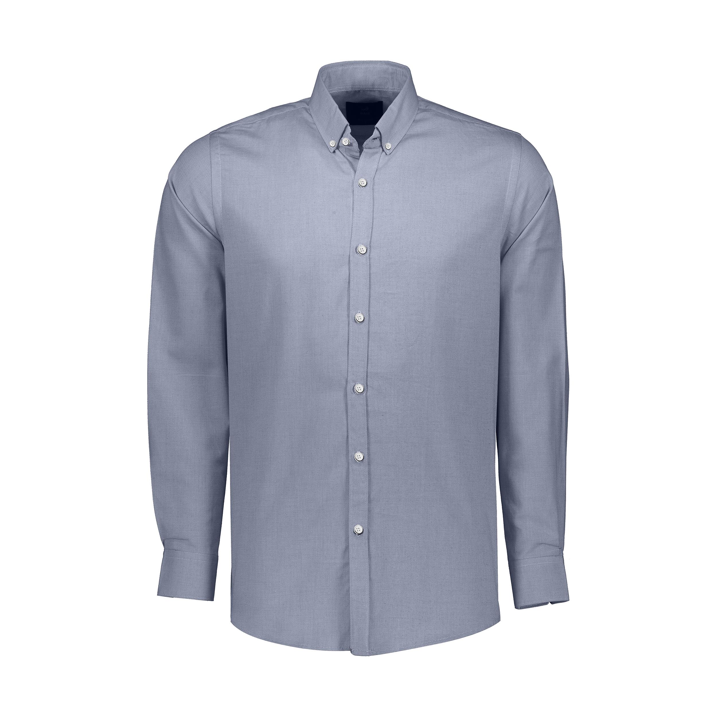 پیراهن مردانه آر ان اس مدل 120015-77