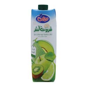 نکتار مخلوط میوه های سبزمیهن - ا لیتر