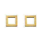 گوشواره زنانه مدل مربع کد017 thumb