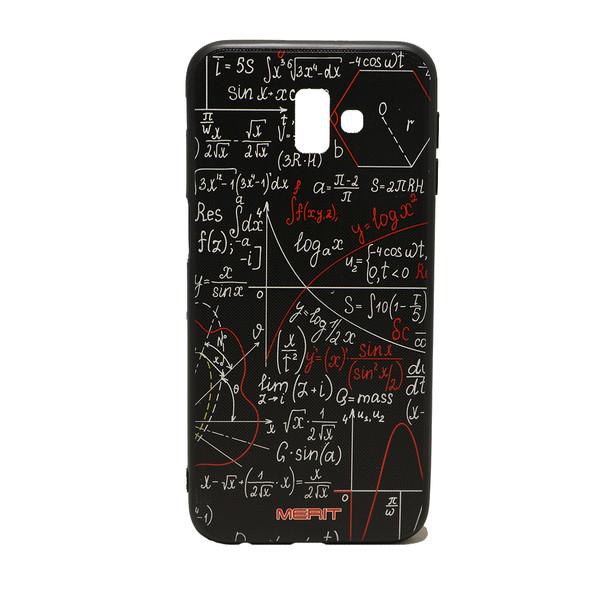 کاور مریت مدل TD02 کد 139901 مناسب برای گوشی موبایل سامسونگ Galaxy J6 plus