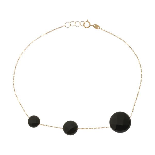 پابند طلا 18 عیار زنانه مایا ماهک مدل MA0137