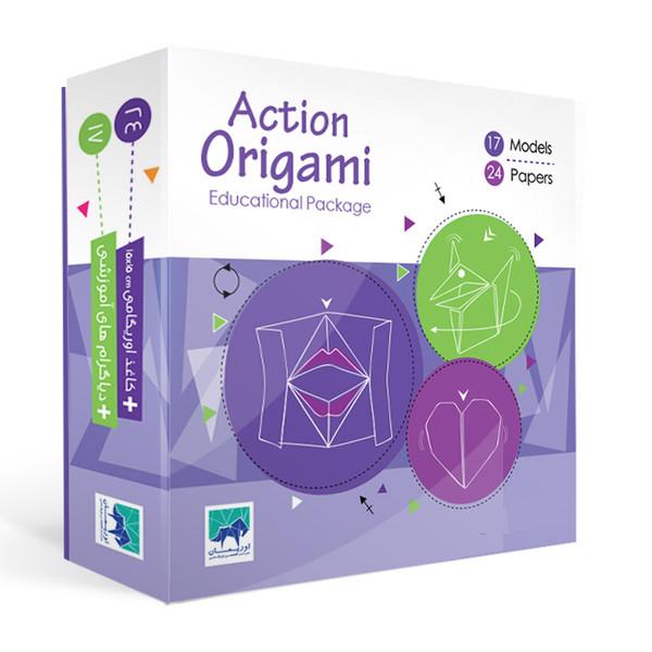 اوریگامی اوریمان مدل اکشن