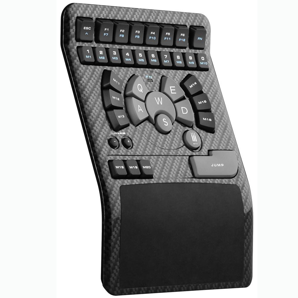 کیبورد مخصوص بازی فراسو مدل   FGP-Z50