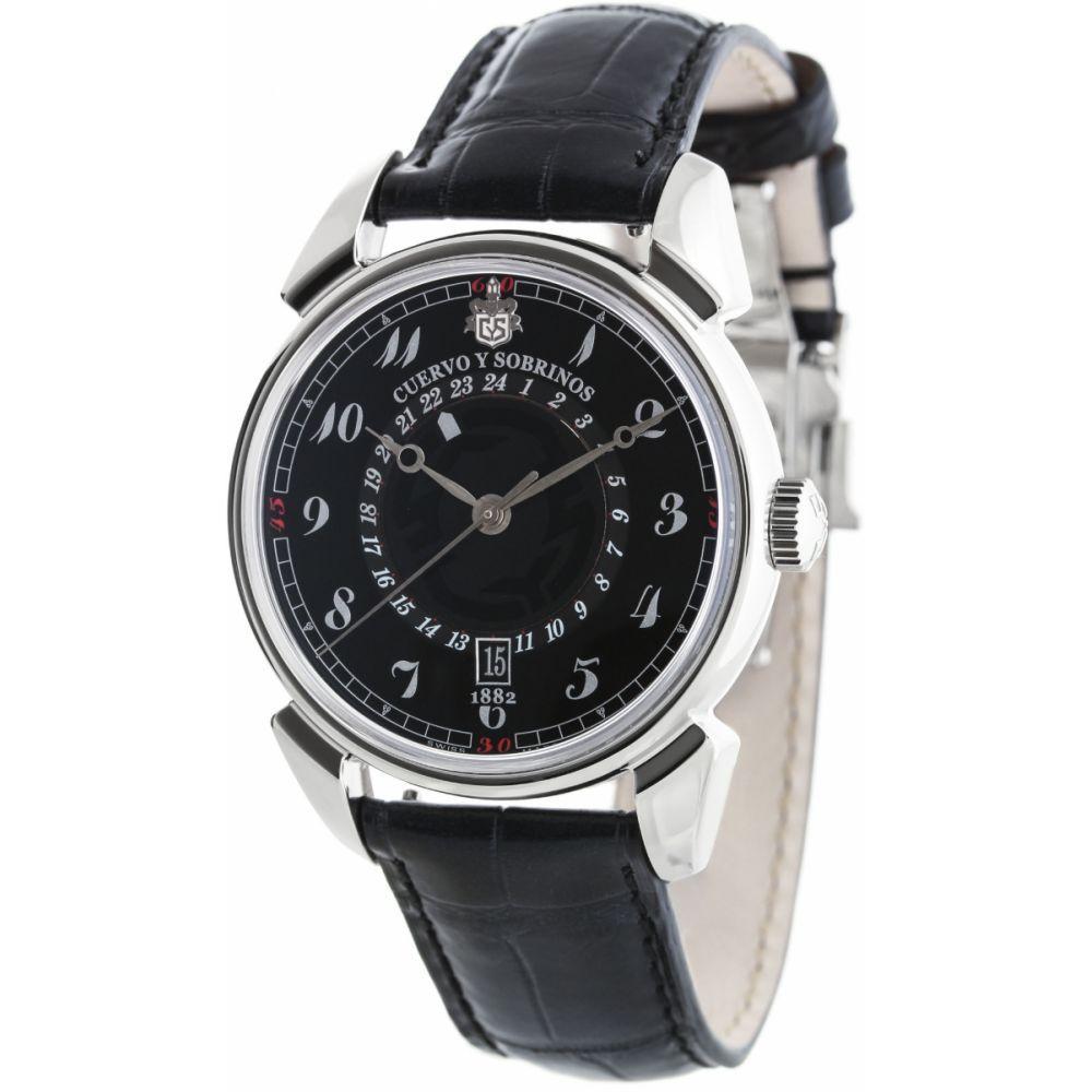 ساعت مچی عقربه ای مردانه کوئروی سابرینوس مدل 3196.1N -  - 2