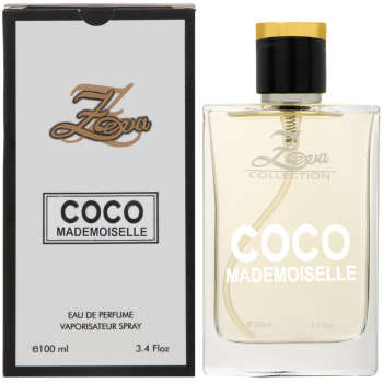 ادو پرفیوم زنانه زوا مدل COCO Mademoiselle حجم 100 میلی لیتر