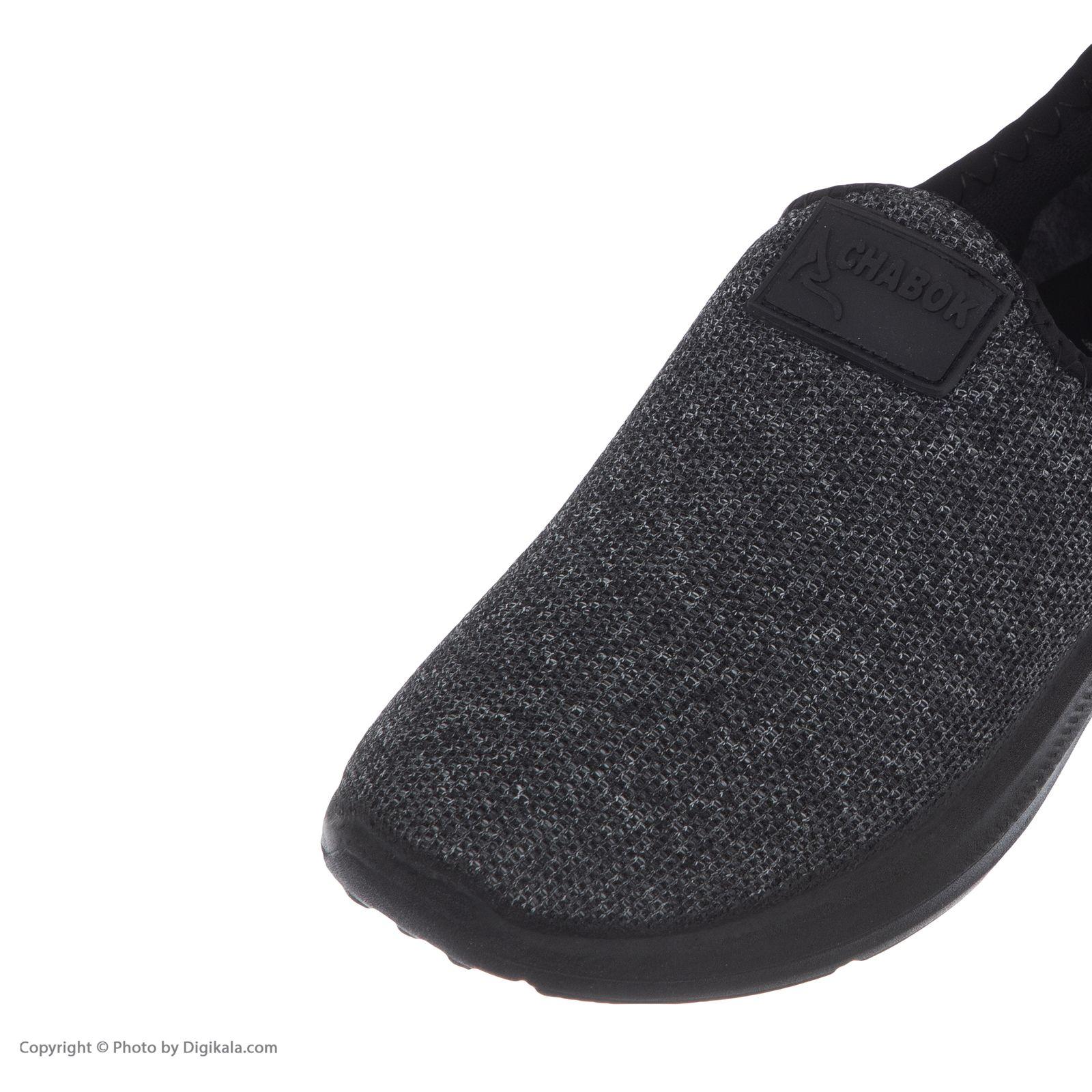 کفش راحتی چابک مدل رامش رنگ نوک مدادی -  - 7