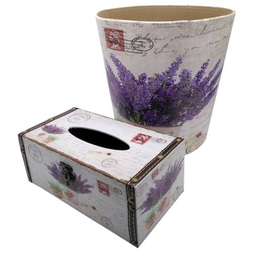 ست سطل و جا دستمال کاغذی کیدتونز کد KDT-122