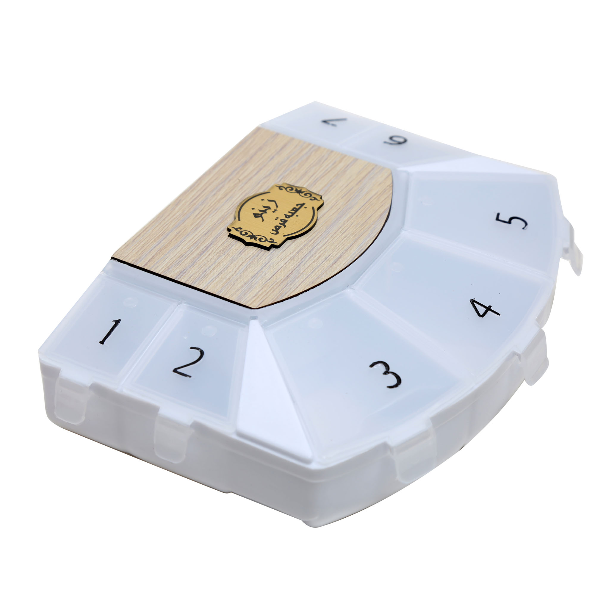 جعبه نگهدارنده دارو زینو مدل ۰۰۱