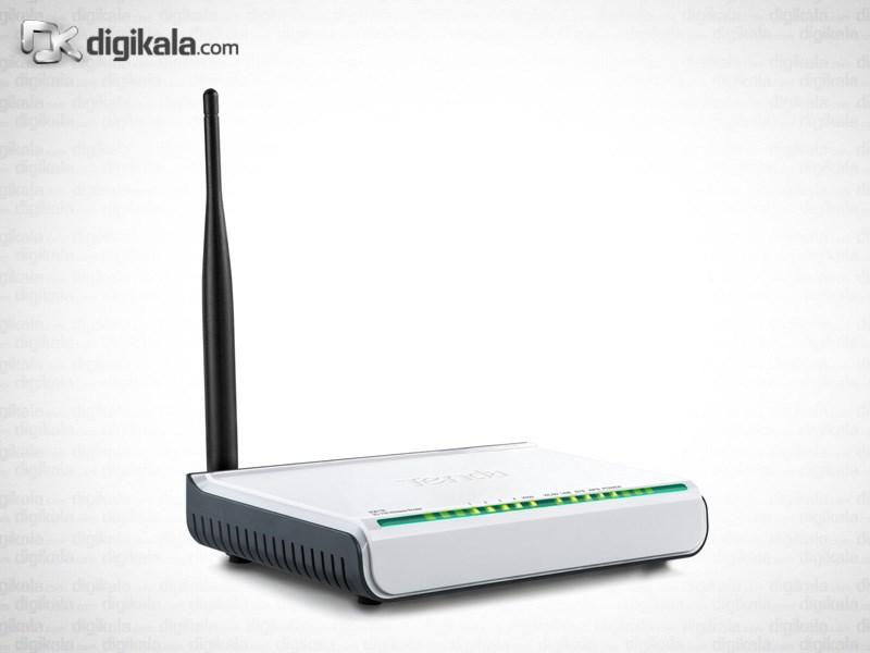 روتر بیسیم تندا مدل 3G611R Plus
