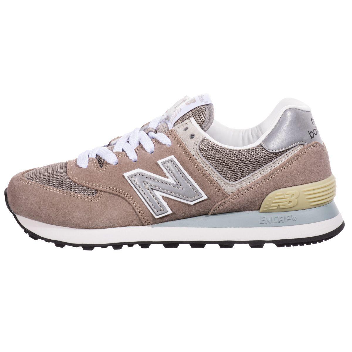 کفش پیاده روی نیو بالانس مدل 574CLASSIC  BRWGRY-11500110