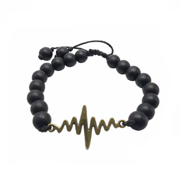 دستبند مدل ضربان کد 2-1