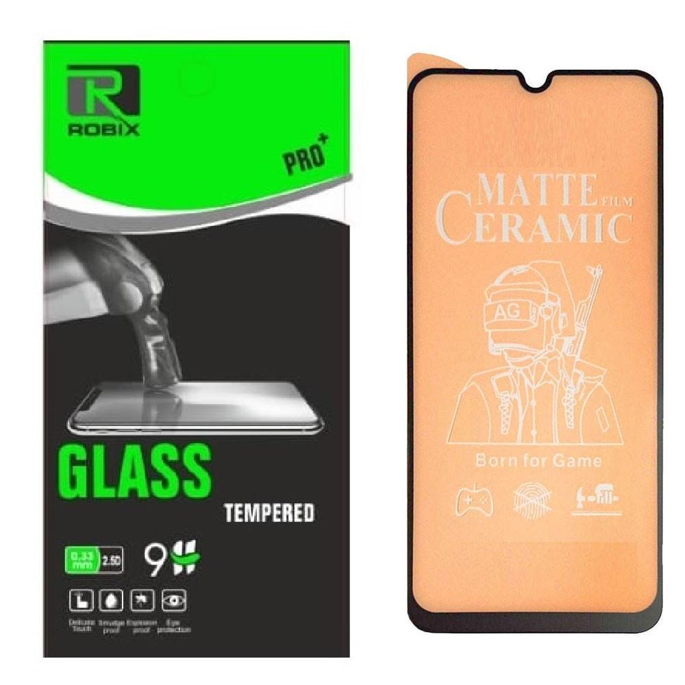 محافظ صفحه نمایش روبیکس مات مدل CR مناسب برای گوشی موبایل سامسونگ Galaxy A71