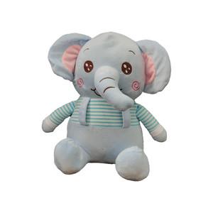 عروسک طرح فیل مدل ناکا ارتفاع 45 سانتی متر