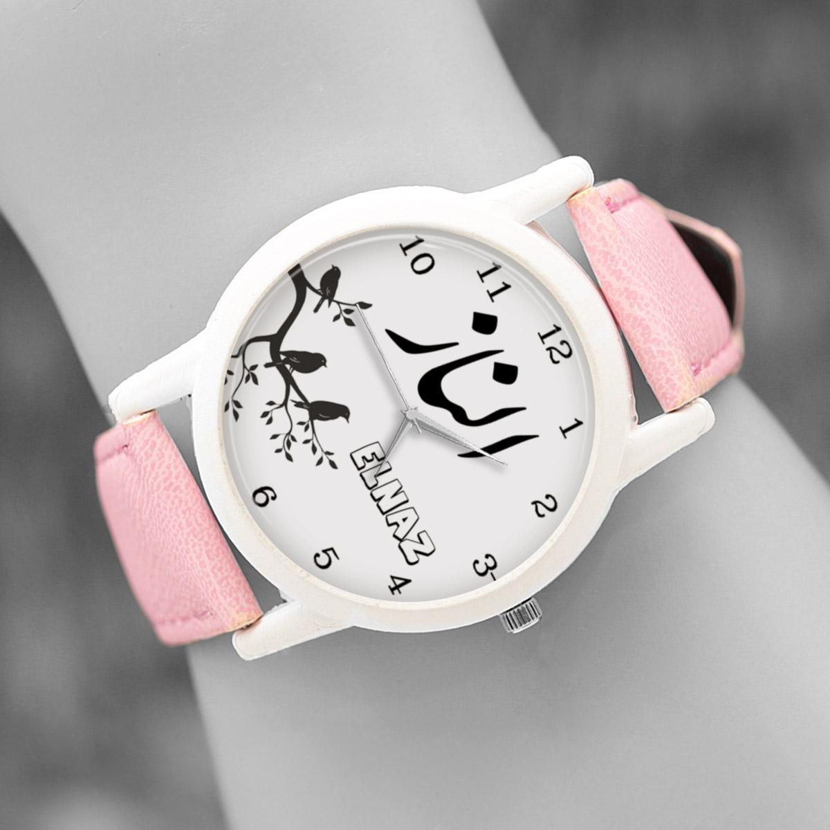 ساعت مچی عقربه ای زنانه طرح الناز کد LF3152              ارزان