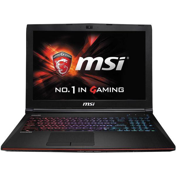 لپ تاپ ام اس آی مدل GE62 2QD Apache Pro گرافیک 2 گیگابایت   MSI GE62 2QD Apache Pro i7 16GB 1TB+128GB SSD FHD Laptop