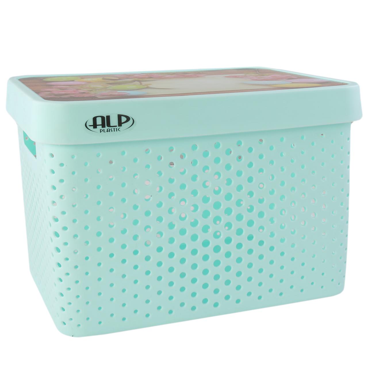 جعبه اسباب بازی کودک آلپ طرح تخم مرغ کد 102822