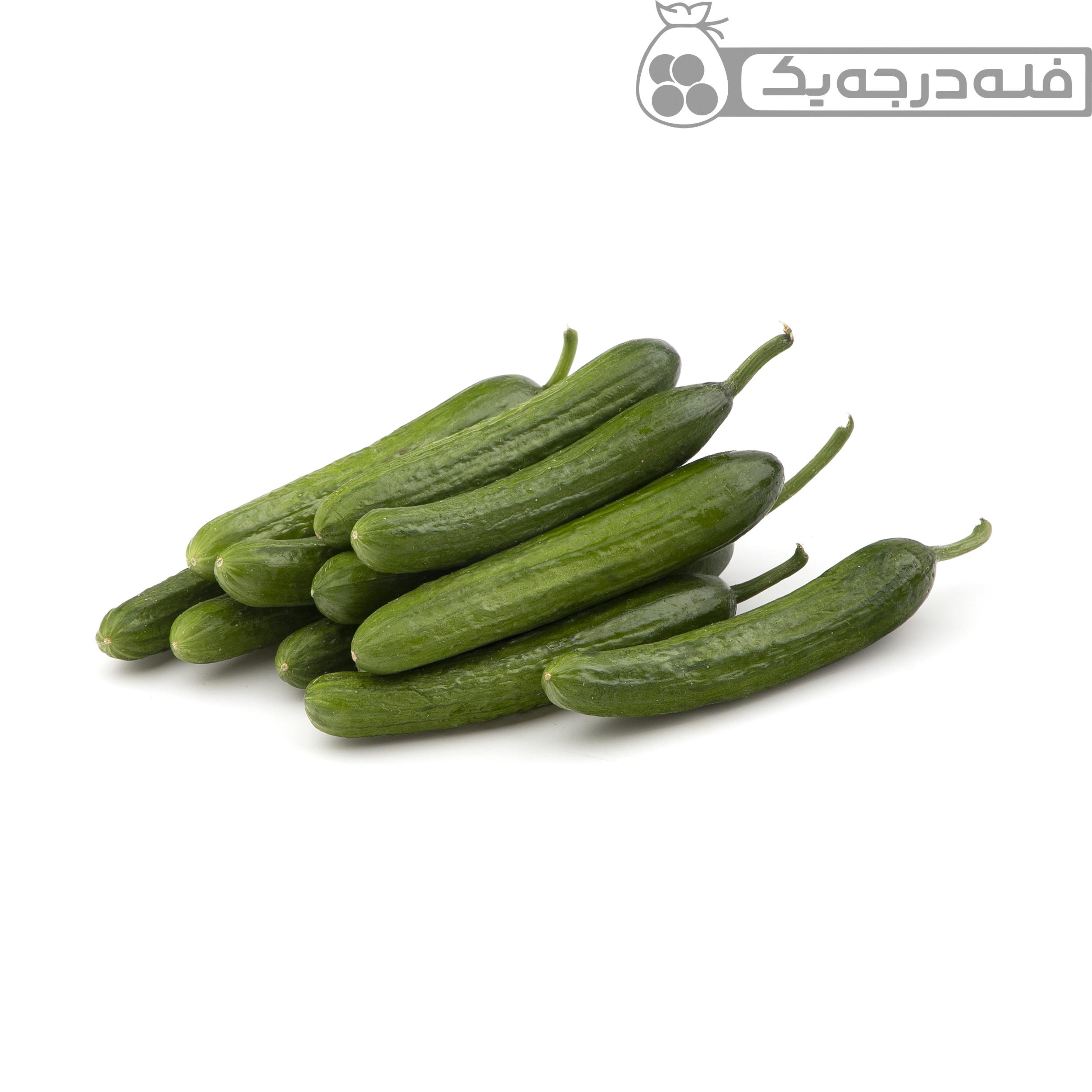 خیار گلخانهای فله - 1 کیلوگرم