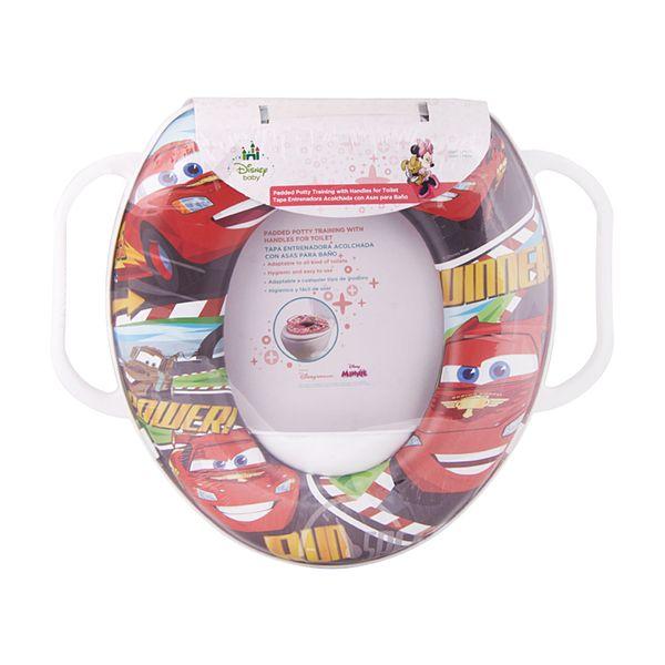 تبدیل توالت فرنگی کودک دیزنی مدل مک کویین