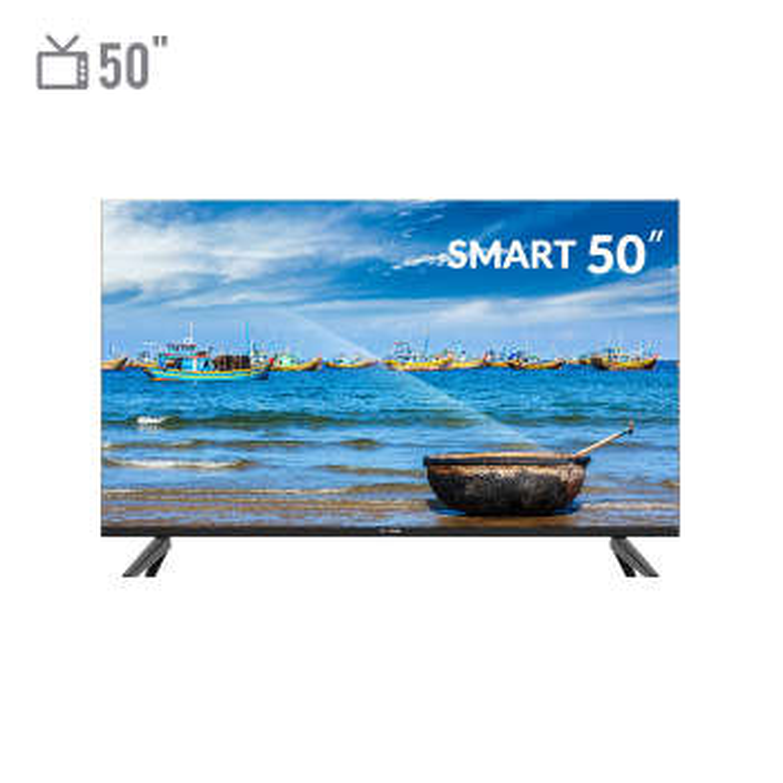 تصویر تلویزیون ال ای دی اسنوا مدل SSD-50SA620U Snowa SSD-50SA620U Smart LED TV 50 Inch
