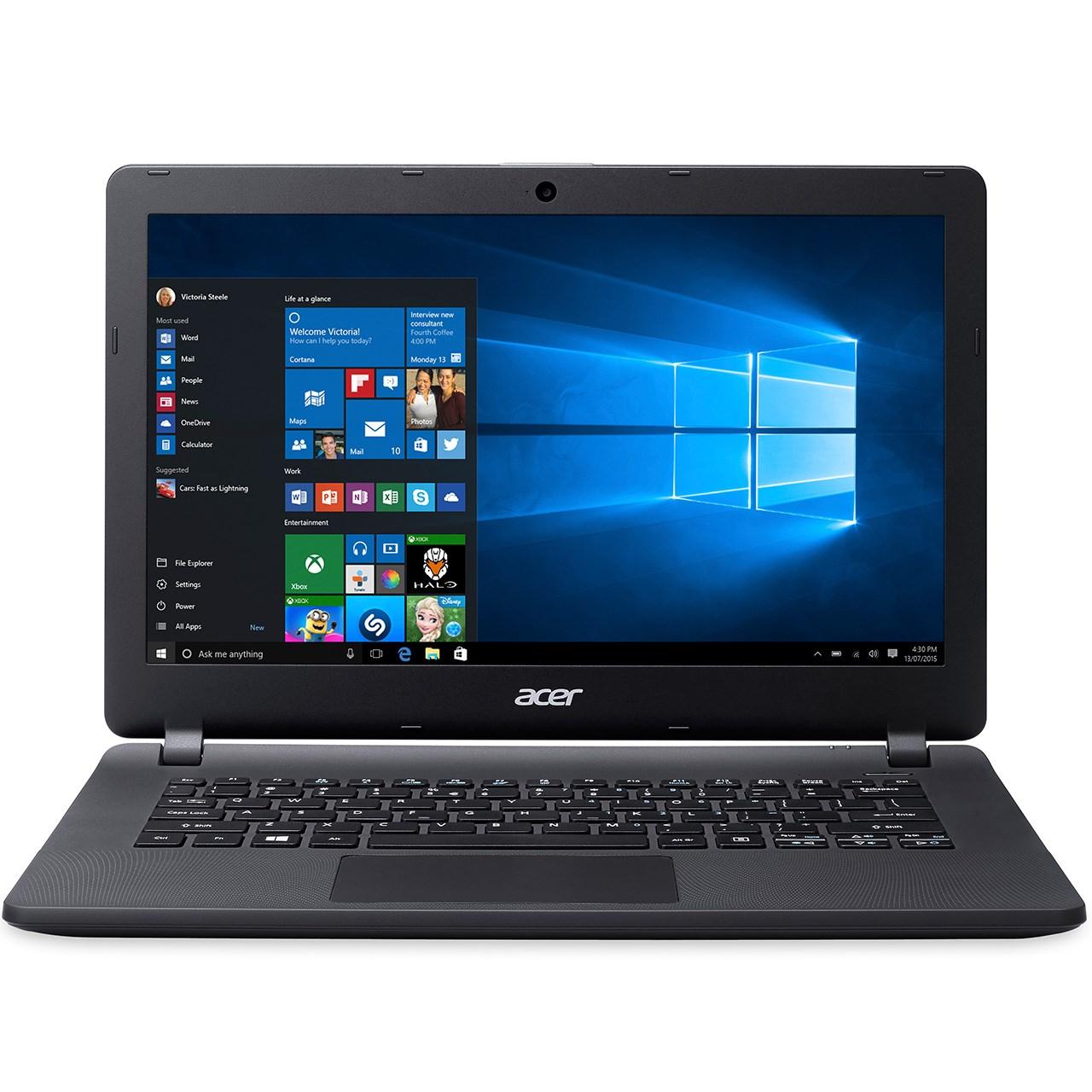 لپ تاپ 13 اینچی ایسر مدل Aspire ES1-331-P8TE