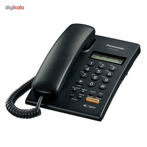 تلفن باسیم پاناسونیک مدل KX-TT7705X main 1 1
