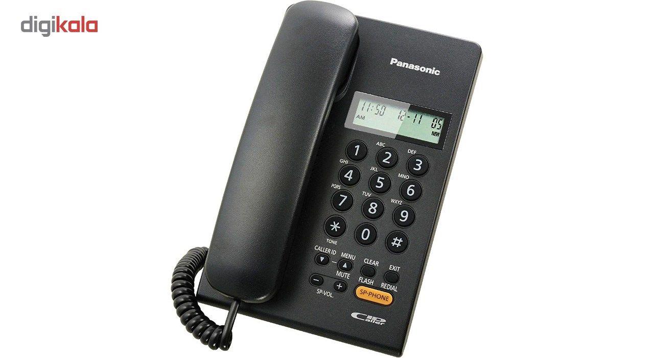 تلفن باسیم پاناسونیک مدل KX-TT7705X main 1 2