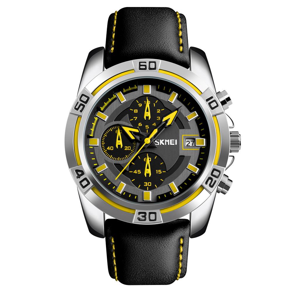 ساعت مچی عقربه ای مردانه اسکمی مدل 9156-07              ارزان