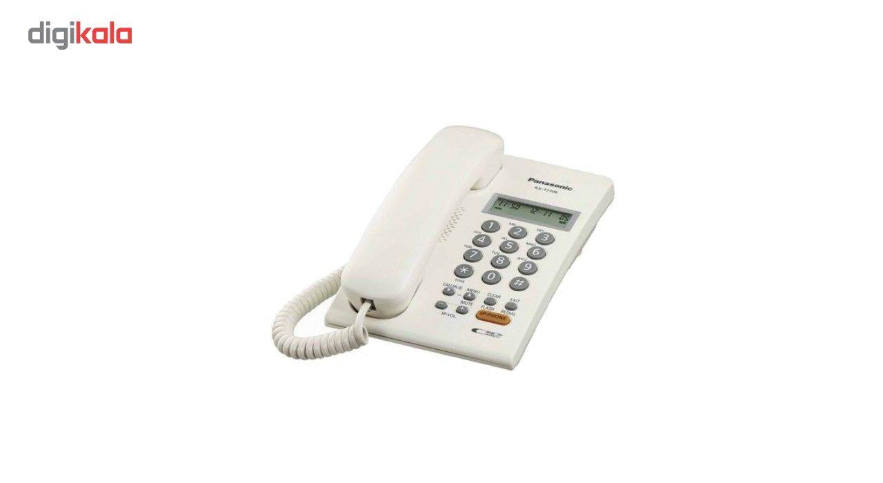 تلفن باسیم پاناسونیک مدل KX-TT7705X main 1 3
