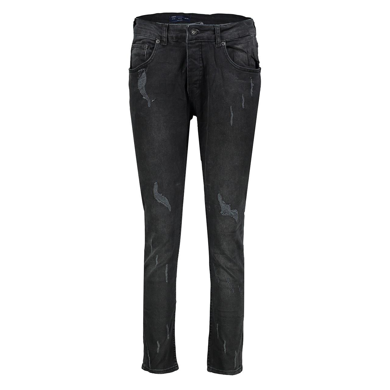 شلوار جین مردانه زد من مدل Z1980