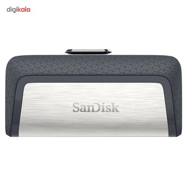 فلش مموری سن دیسک مدل Ultra Dual Drive USB Type-C ظرفیت 32 گیگابایت main 1 1
