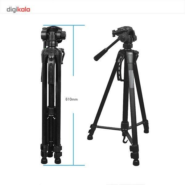 سه پایه دوربین ویفنگ مدل WT-3540 main 1 4