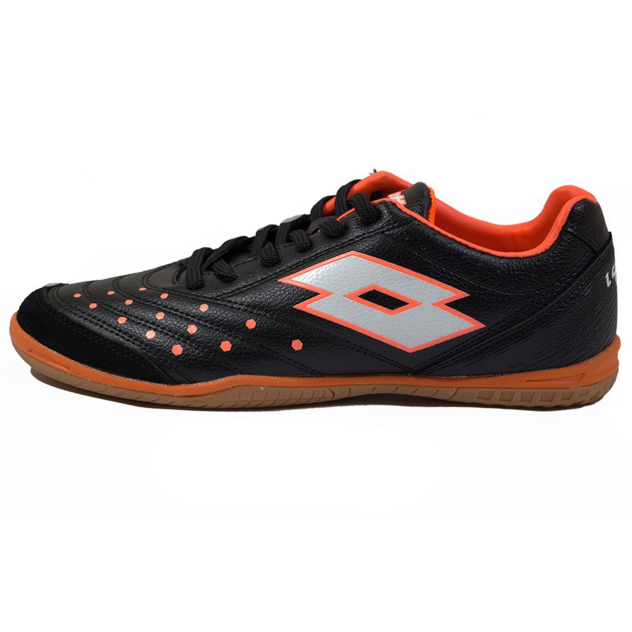 کفش فوتسال مردانه مدل LOTO Orange