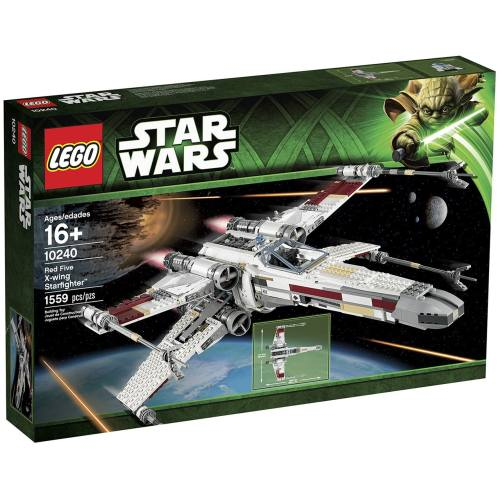 لگو سری Star Wars مدل Red Five X-wing Starfighter کد 10240