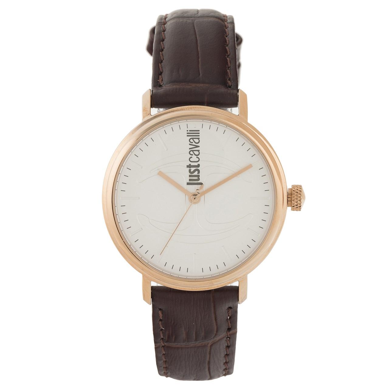 خرید ساعت مچی عقربه ای زنانه جاست کاوالی مدل JC1L012L0045