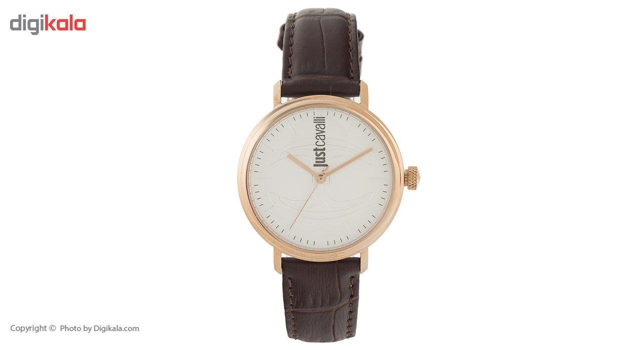 ساعت مچی عقربه ای زنانه جاست کاوالی مدل JC1L012L0045 -  - 1