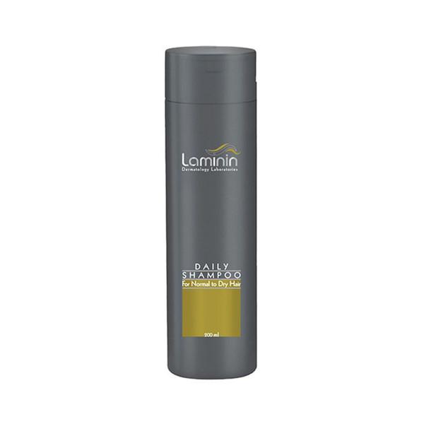 شامپو روزانه لامینین مناسب موهای معمولی و خشک حجم 200 میلی لیتر