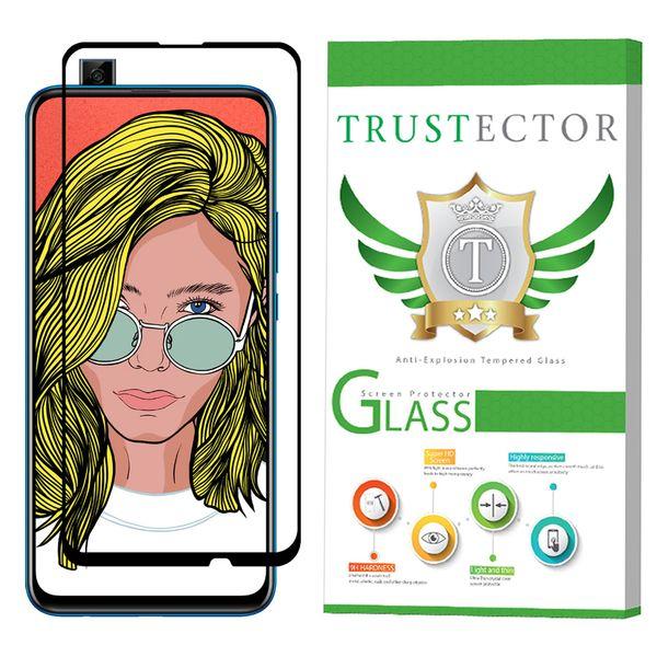 محافظ صفحه نمایش سرامیکی تراستکتور مدل CMC-T مناسب برای گوشی موبایل هوآوی Y9 Prime 2019