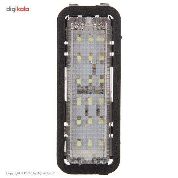چراغ اس ام دی سقف خودرو ایس مناسب برای پژو 405 main 1 1