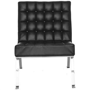 صندلی اداری چرمی راد سیستم مدل W211-1