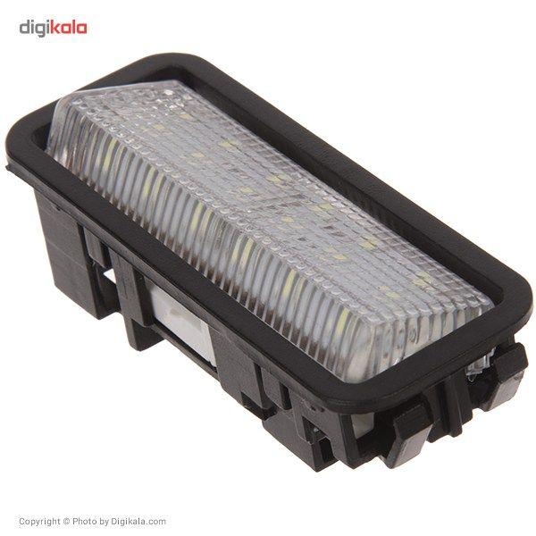 چراغ اس ام دی سقف خودرو ایس مناسب برای پژو 405 main 1 3