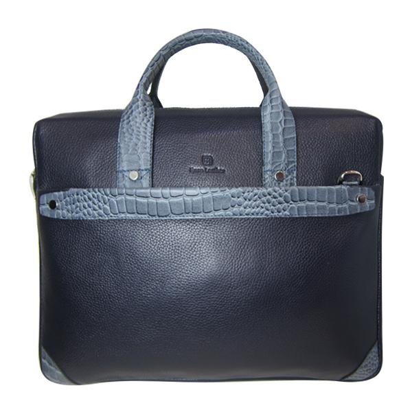 کیف اداری مردانه انزو چرم مدل CR 24310