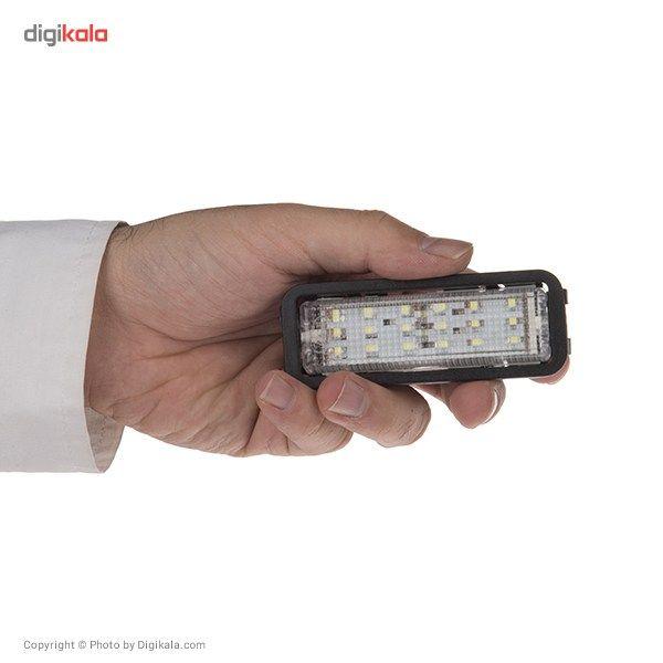 چراغ اس ام دی سقف خودرو ایس مناسب برای پژو 405 main 1 4