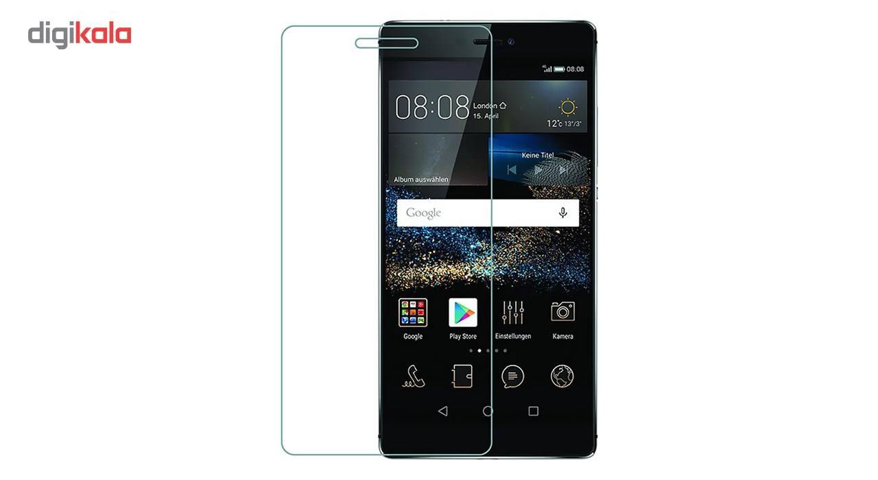 محافظ صفحه نمایش شیشه ای کوالا مدل Tempered مناسب برای گوشی موبایل هوآوی P8 main 1 2