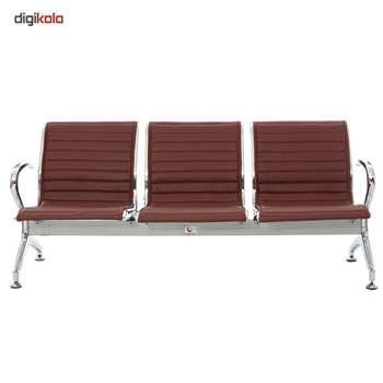 صندلی اداری پانچی راد سیستم مدل W908-3