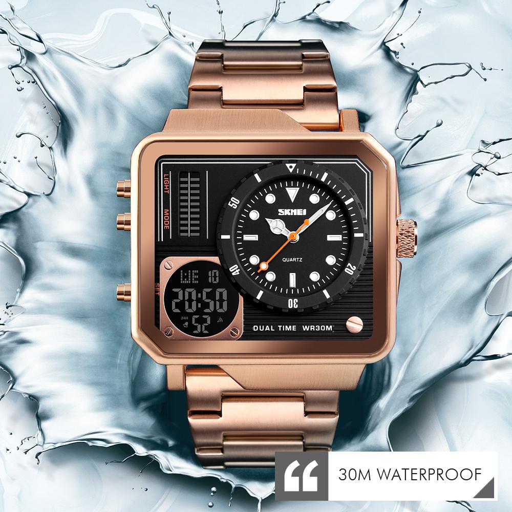 ساعت مچی  مردانه اسکمی مدل 1392RG              اصل