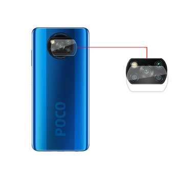 محافظ لنز دوربین کد bt-x3 مناسب برای گوشی موبایل شیائومی Poco X3