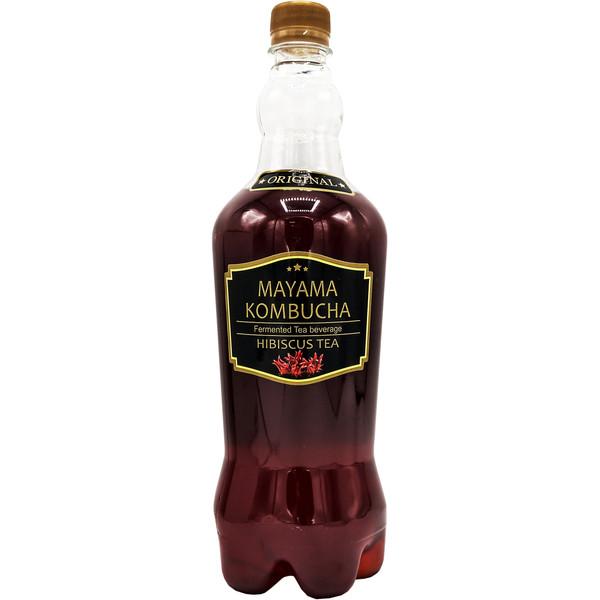 نوشیدنی چای گازدار چای ترش مایاماکامبوچا - 1 لیتر