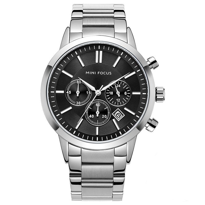 ساعت مچی عقربه ای مردانه مینی فوکوس مدل mf0188g.03
